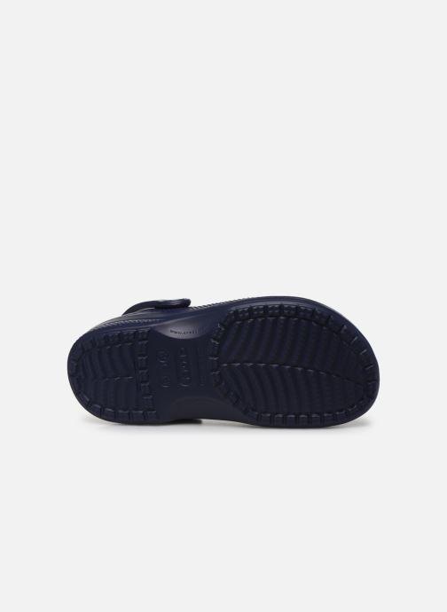 Sandaler Crocs Ralen Lined Clog K Blå se foroven