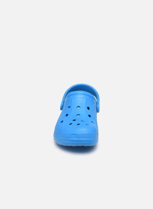 Sandales et nu-pieds Crocs Ralen Lined Clog K Bleu vue portées chaussures