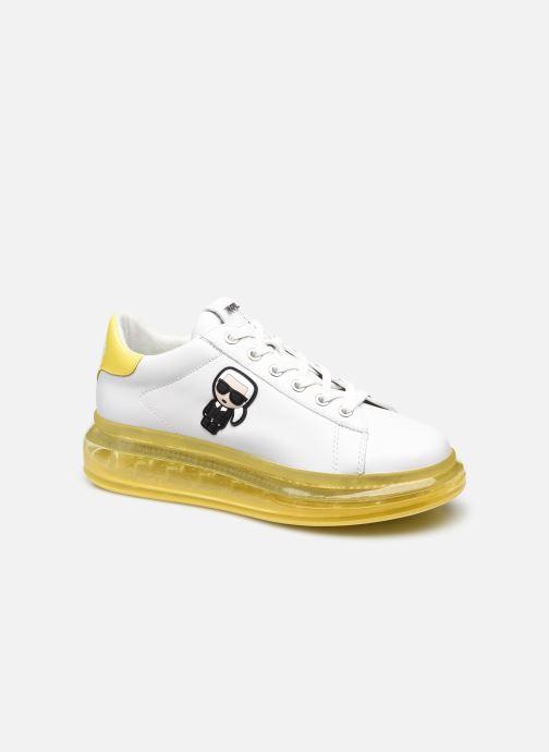Sneaker Karl Lagerfeld Kapri Kushion Karl Ikonic Lo Lace weiß detaillierte ansicht/modell