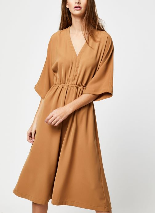Robe midi - Slfjill 3/4 Midi Dress