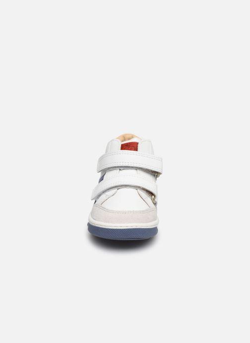 Stiefeletten & Boots Shoo Pom Oops USA weiß schuhe getragen