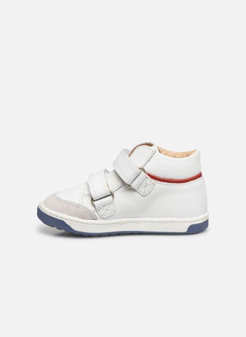 Stiefeletten & Boots Shoo Pom Oops USA weiß ansicht von vorne