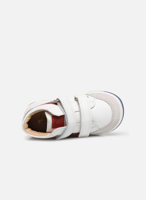 Stiefeletten & Boots Shoo Pom Oops USA weiß ansicht von links
