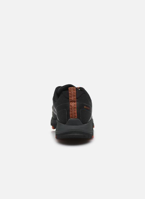 Chaussures de sport Merrell Mqm Flex 2 Gtx Gris vue droite