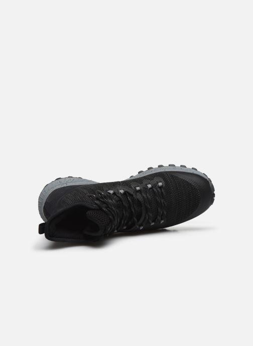 Zapatillas de deporte Merrell Bravada Mid Wp Negro vista lateral izquierda