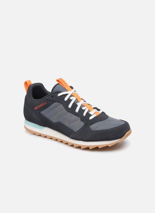 Chaussures de sport Merrell Alpine Sneaker Gris vue détail/paire