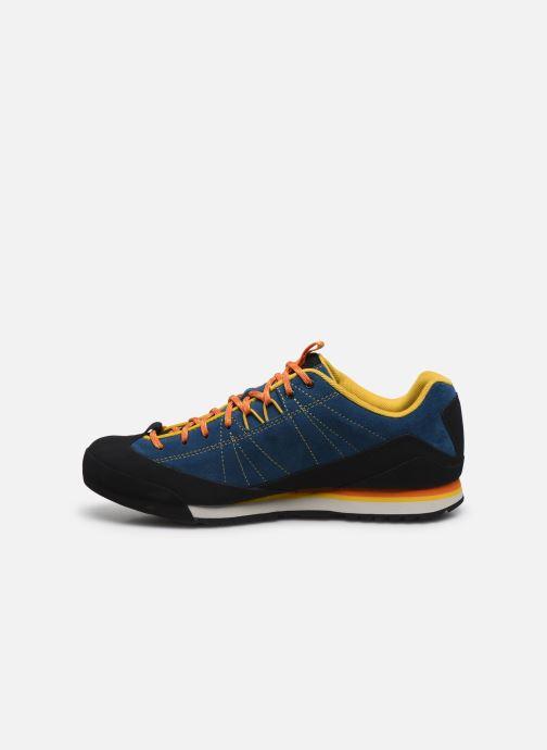 Chaussures de sport Merrell Catalyst Suede Bleu vue face