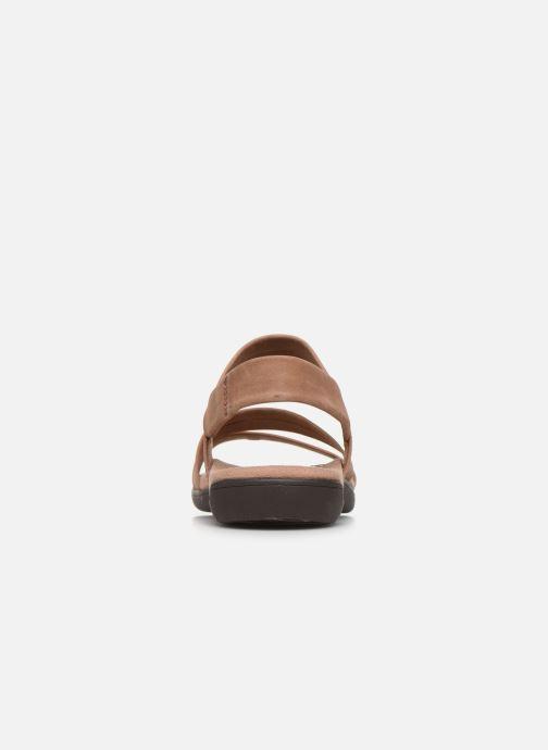 Sandales et nu-pieds Merrell District Kanoya Strap W Beige vue droite