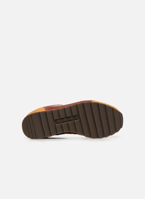 Chaussures de sport Merrell Alpine Sneaker W Beige vue haut