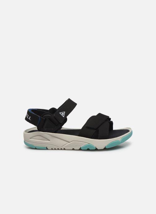 Sandales et nu-pieds Merrell Belize Convert W Noir vue derrière