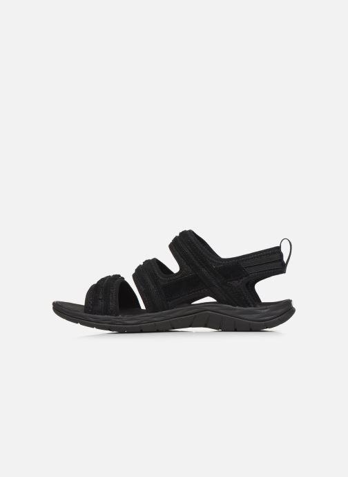Sandales et nu-pieds Merrell Siren 2 Strap W Noir vue face