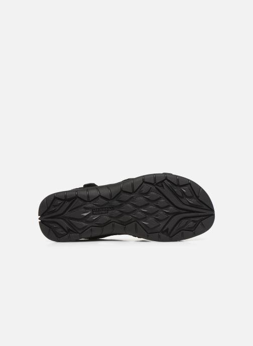 Sandales et nu-pieds Merrell Siren 2 Strap W Noir vue haut