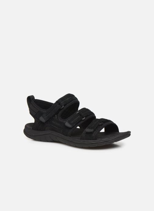 Sandales et nu-pieds Merrell Siren 2 Strap W Noir vue détail/paire