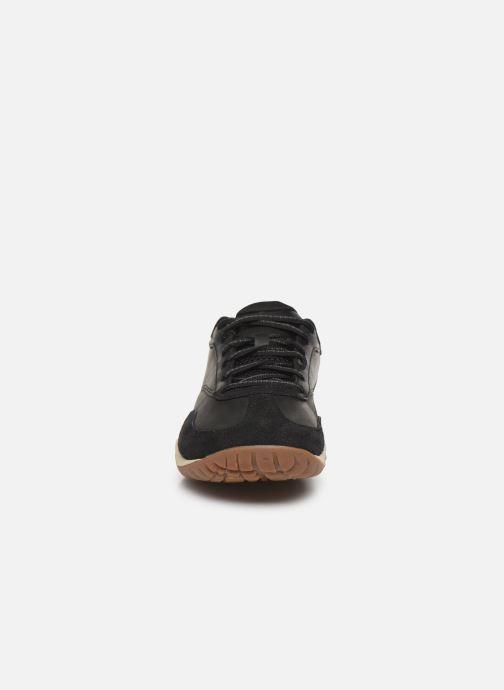 Zapatillas de deporte Merrell Trail Glove 5 Ltr Negro vista del modelo