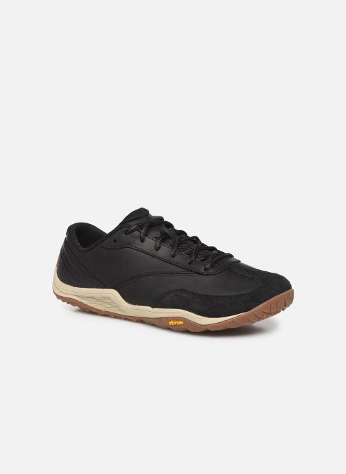 Chaussures de sport Merrell Trail Glove 5 Ltr Noir vue détail/paire