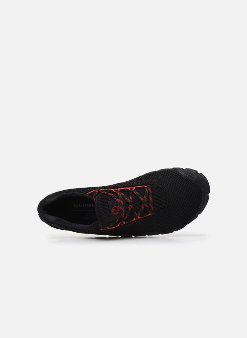 Chaussures de sport Merrell Move Glove W Noir vue gauche