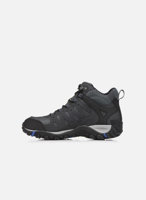 Chaussures de sport Merrell Accentor Sport Mid Gtx Noir vue face