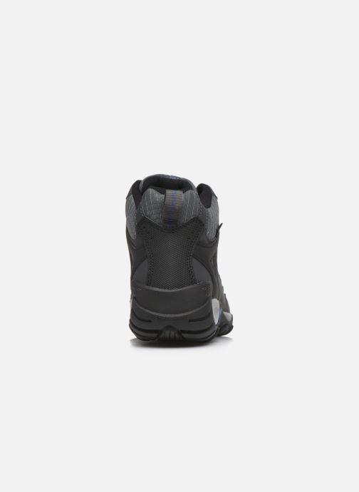 Chaussures de sport Merrell Accentor Sport Mid Gtx Noir vue droite