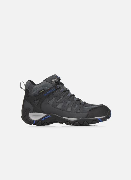 Chaussures de sport Merrell Accentor Sport Mid Gtx Noir vue derrière
