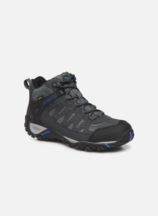 Zapatillas de deporte Merrell Accentor Sport Mid Gtx Negro vista de detalle / par