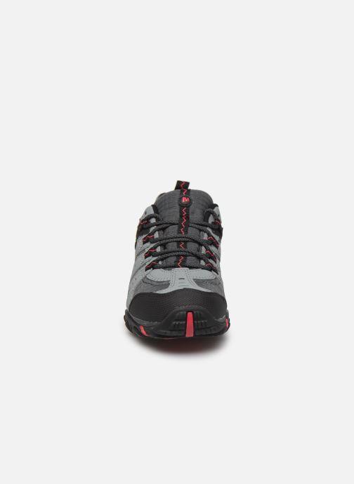 Chaussures de sport Merrell Accentor Sport Gtx W Gris vue portées chaussures