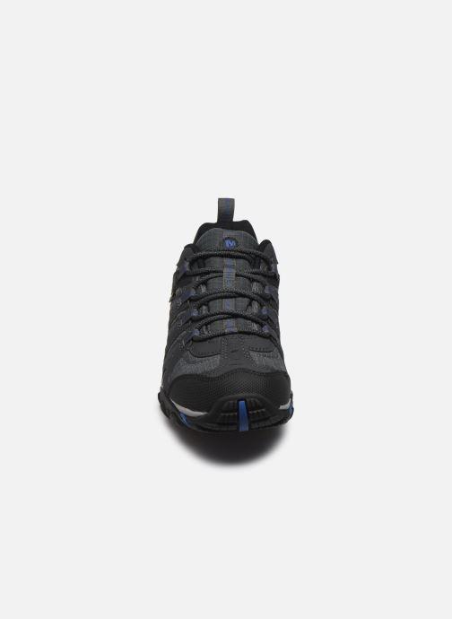 Chaussures de sport Merrell Accentor Sport Gtx Gris vue portées chaussures