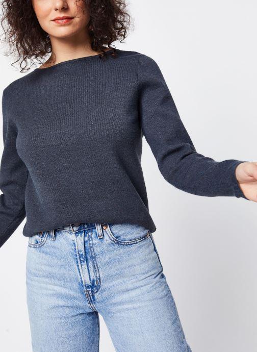 Vêtements Vila Knit Vilacal Gris vue détail/paire