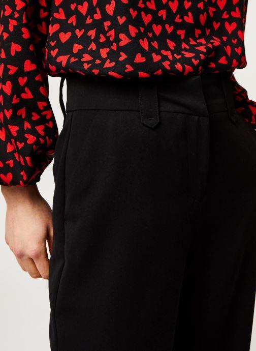 Vêtements Vila Pants Viwillow Noir vue face