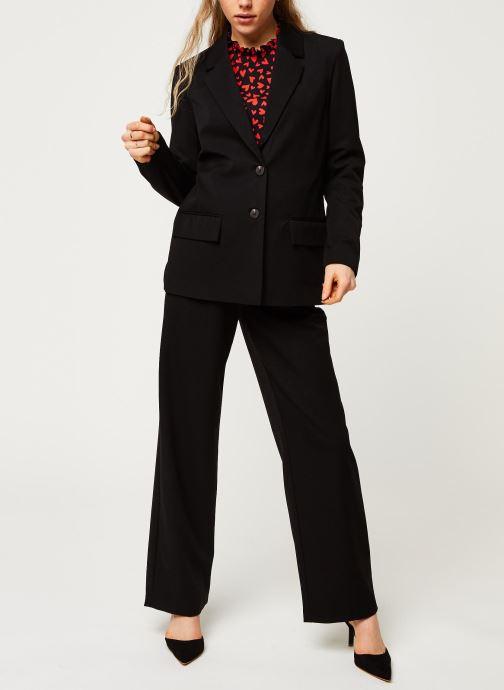 Vêtements Vila Blazers Viwillow Noir vue bas / vue portée sac