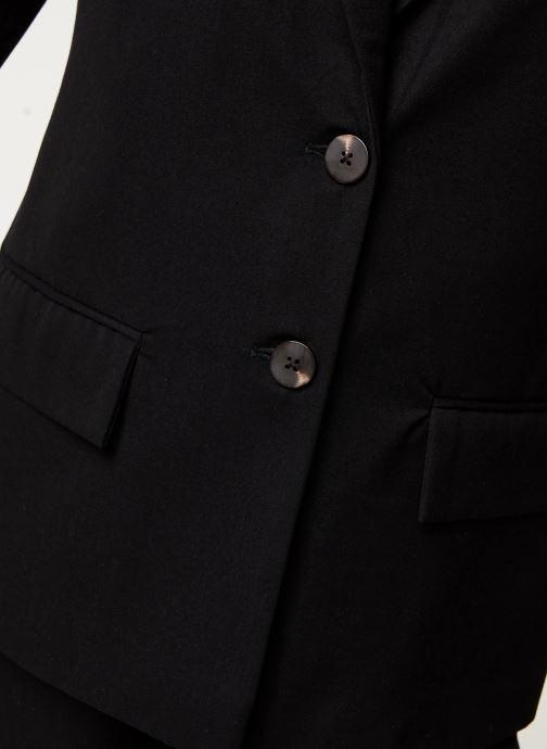 Vêtements Vila Blazers Viwillow Noir vue face