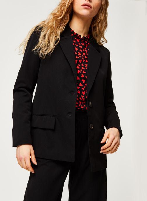 Vêtements Vila Blazers Viwillow Noir vue détail/paire
