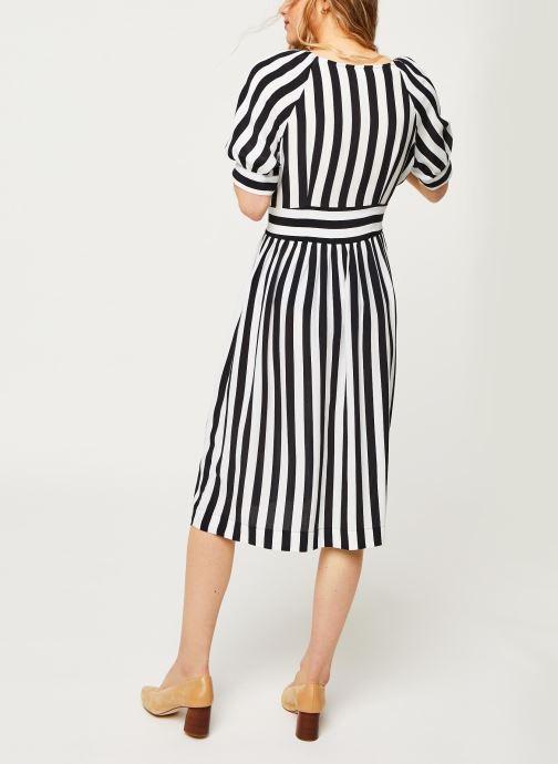 Kleding Vila Short Dresses Visusassy Wit model