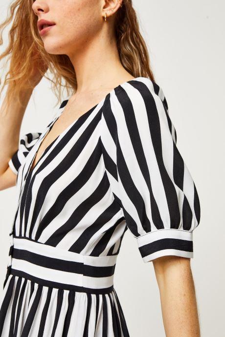 Kleding Vila Short Dresses Visusassy Wit voorkant