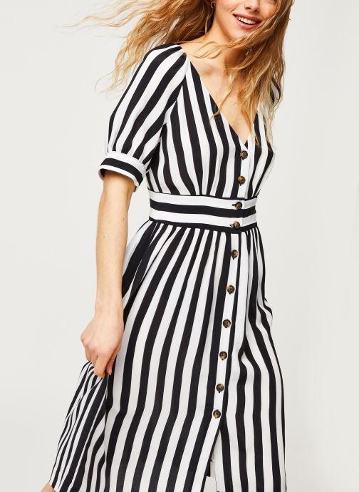 Kleding Vila Short Dresses Visusassy Wit rechts