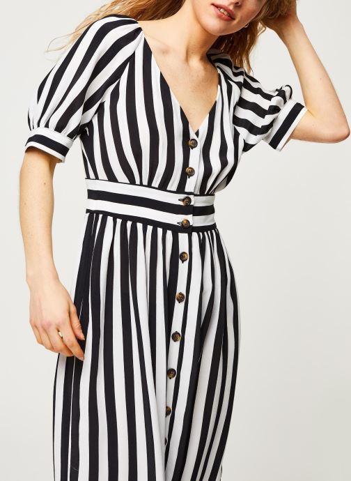 Kleding Vila Short Dresses Visusassy Wit detail