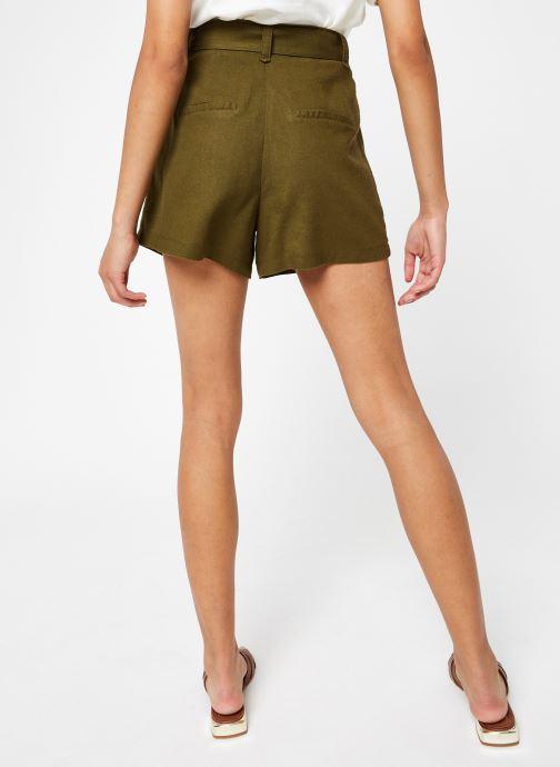 Kleding Vila Shorts Vijungla Groen model