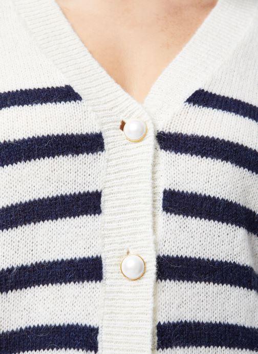 Vêtements Vila Tops Vigood Blanc vue face