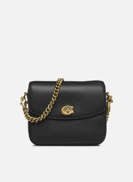 Handtaschen Coach Cassie Crossbody schwarz detaillierte ansicht/modell