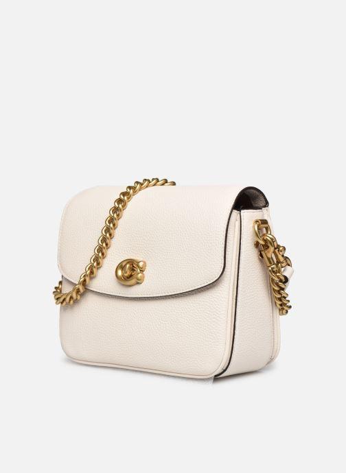 Handbags Coach Cassie Crossbody White model view