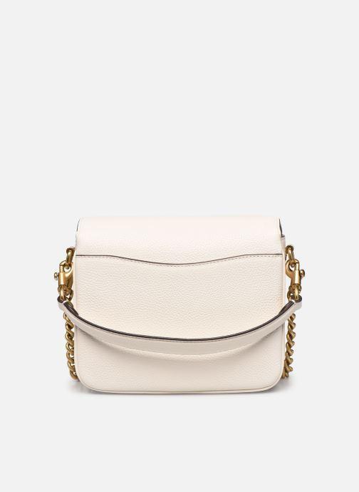 Handbags Coach Cassie Crossbody White front view