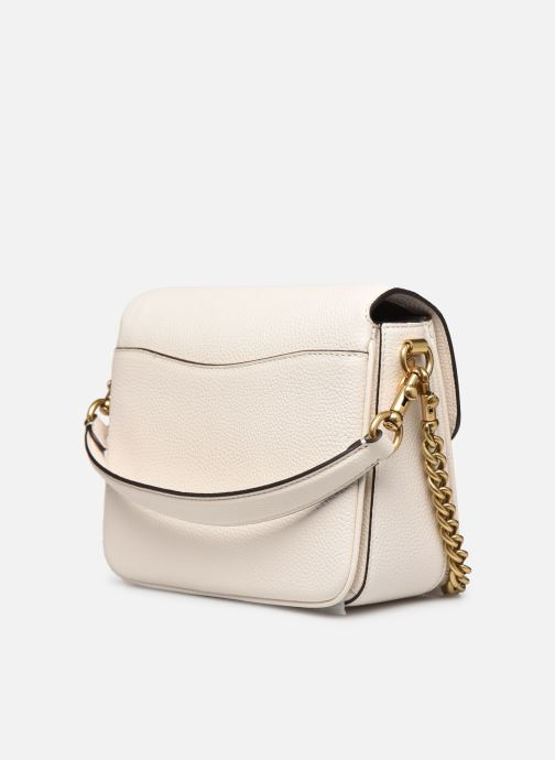 Handbags Coach Cassie Crossbody White view from the right