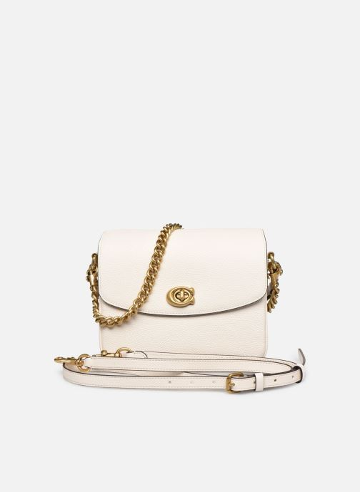 Handbags Coach Cassie Crossbody White view from the left