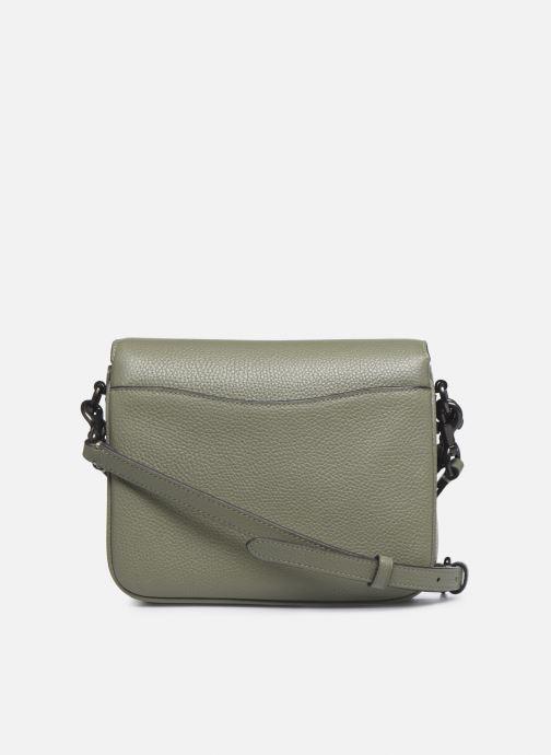 Handtaschen Coach Cassie Crossbody grün ansicht von vorne