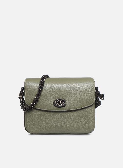 Handtaschen Coach Cassie Crossbody grün detaillierte ansicht/modell