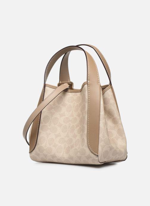 Handtaschen Coach Hadley Hobo 21 braun schuhe getragen
