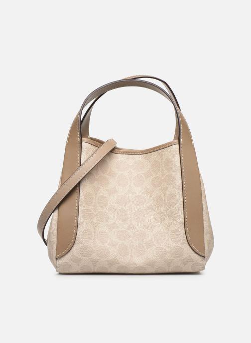 Handtaschen Coach Hadley Hobo 21 braun detaillierte ansicht/modell