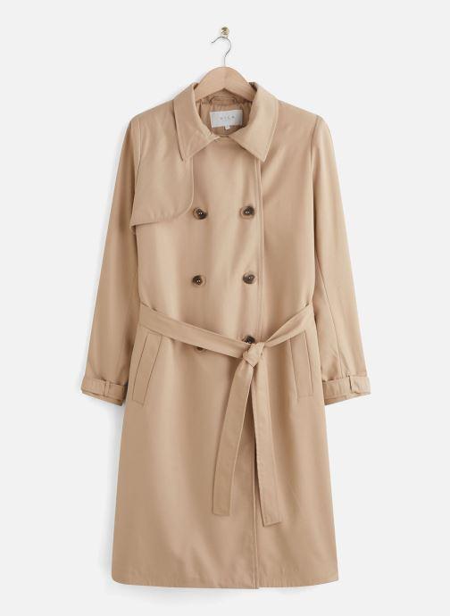 Vêtements Vila Jackets VIMOVEMENT Marron vue détail/paire