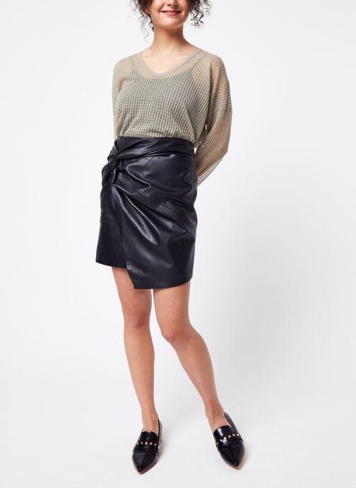 Vêtements Vila Short Skirts VICATES Noir vue bas / vue portée sac