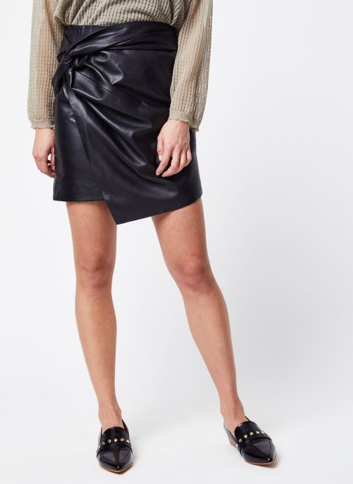 Vêtements Vila Short Skirts VICATES Noir vue détail/paire