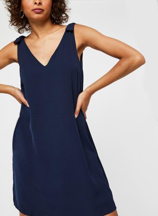 Vêtements Vila Short Dresses VIJAHULA Bleu vue détail/paire